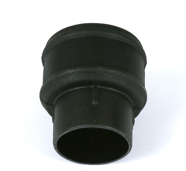 "BR906CI- Brett Martin ""Cast Iron Style"" 105mm Round Pipe Coupler"