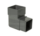 RBS1 - Floplast 65mm Square Pipe Offset Bend - 92.5 Degree