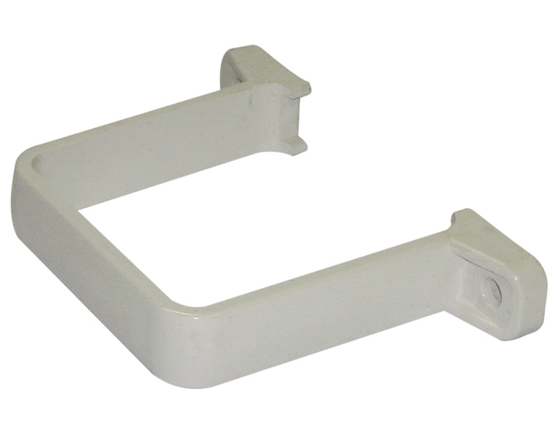 RCS2 - Floplast 65mm Square Pipe Clip- Flush Fit