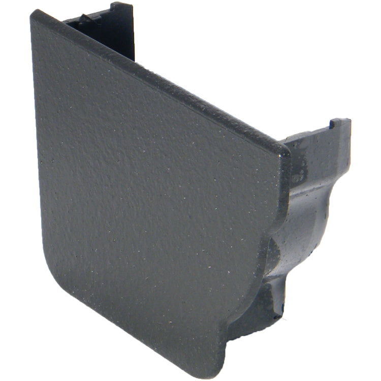 "REN3CI -Floplast ""Cast Iron"" Style Niagara Gutter Internal Stopend - Left Hand"