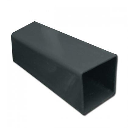 RPS4 - Floplast 65mm Square Pipe - 4m