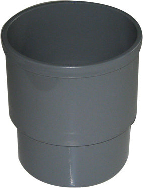 RSH1 - Floplast 80mm Round Downpipe Pipe Socket