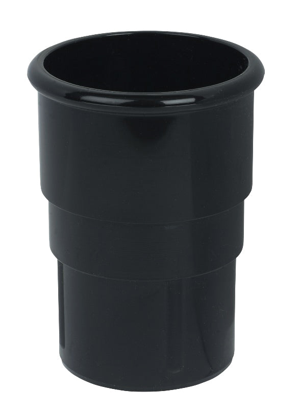 RSM1 -Floplast 50mm Round Downpipe Pipe Socket