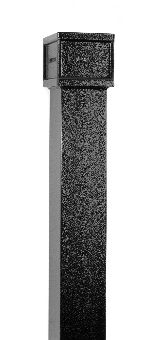 Alumasc Heritage Cast Aluminium Square/Rectangular Without Ears - 3m