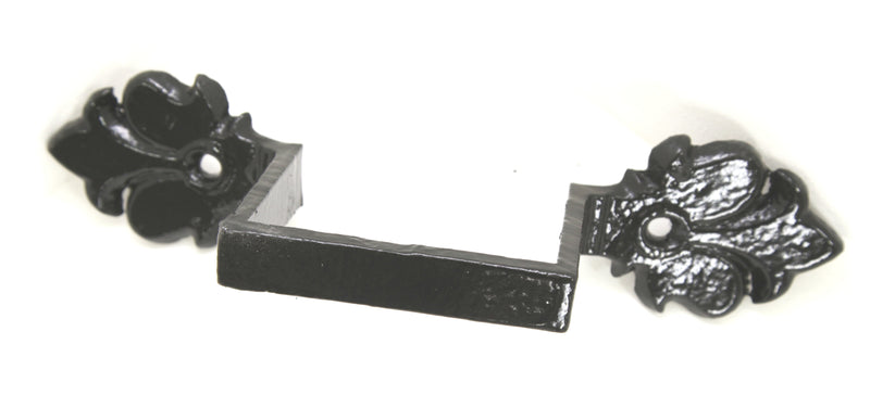 Cast Iron Rectangular Ornamental Earband Type C