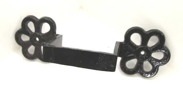 Cast Iron Rectangular Ornamental Earband Type J