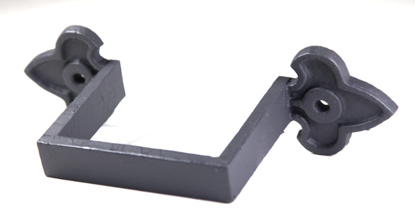 Cast Iron Rectangular Ornamental Earband Type G