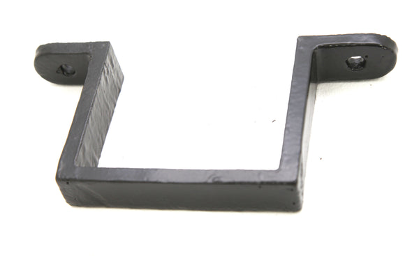 Cast Iron Rectangular Earband Plain