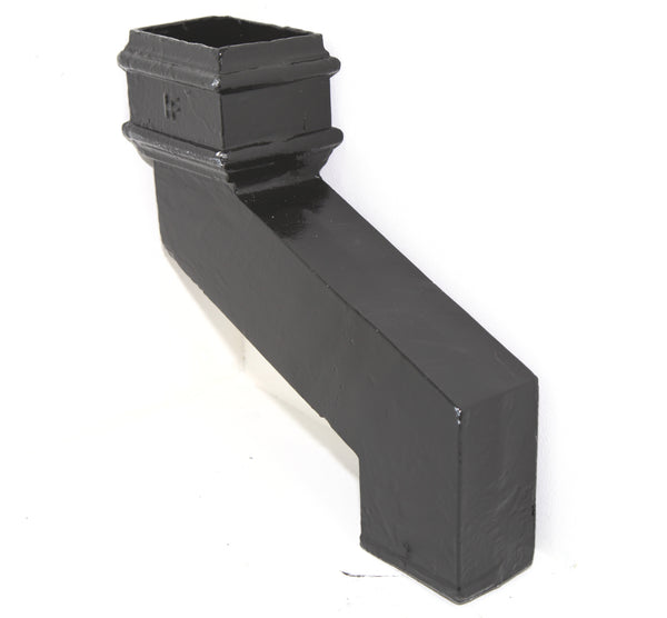 Cast Iron Rectangular Side Offset 112.5 Degree