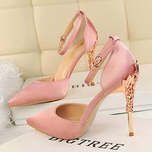 Load image into Gallery viewer, Fashion Shallow Pointed Tip Sandals Wedding Party Shoes