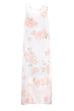 Load image into Gallery viewer, Sexy Floral Print Off Shoulder Vacation Maxi Dress