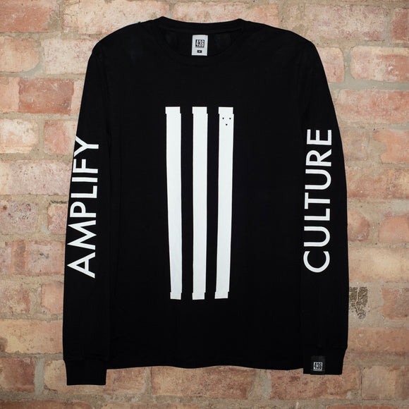 Barred - organic cotton long sleeve