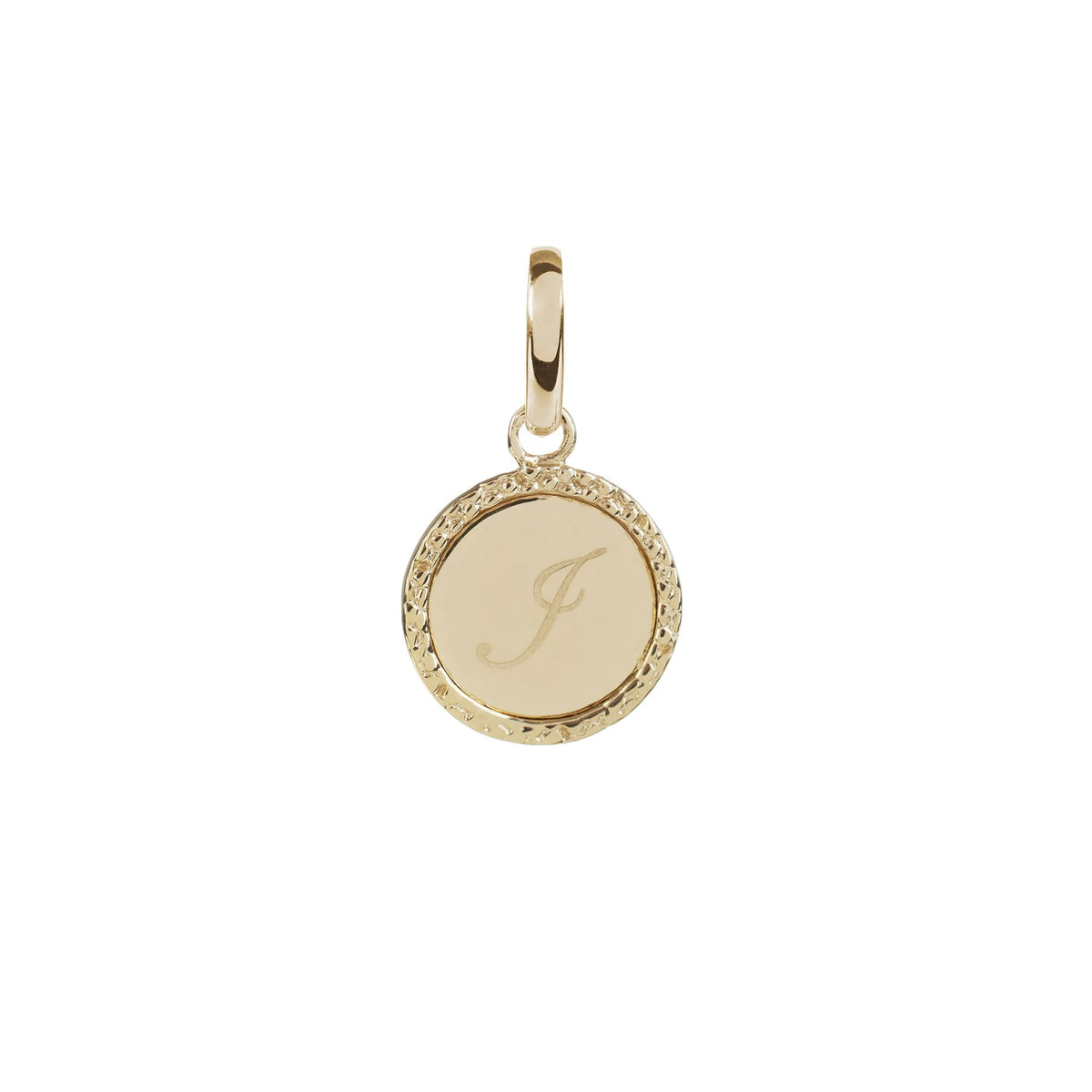 Echo Mini Gold Pendant