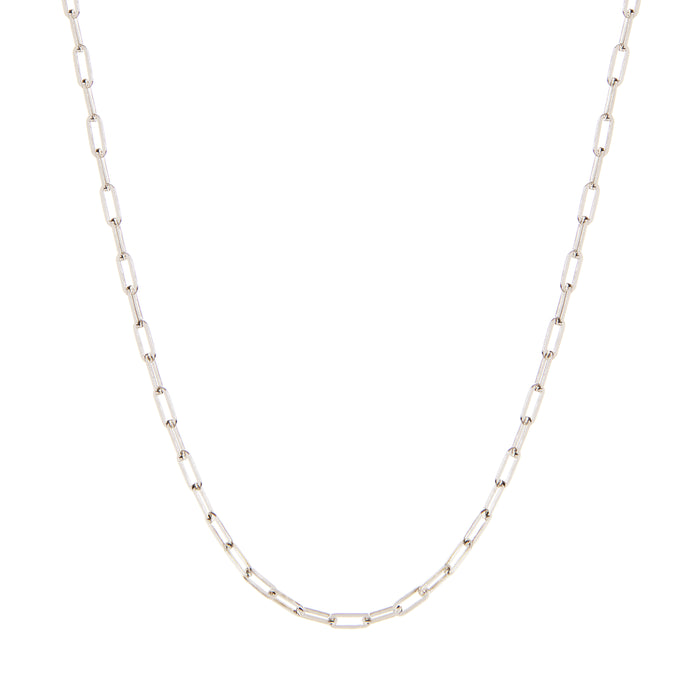 EM Exclusive Silver Link Chain