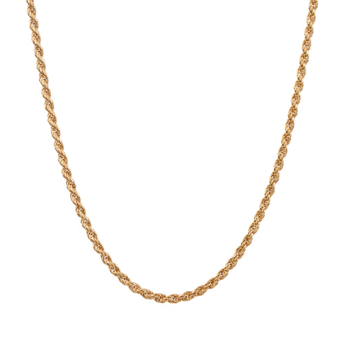 EM Exclusive Gold Rope Chain