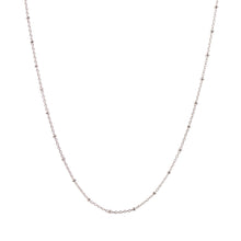 Load image into Gallery viewer, EM Exclusive Silver Beaded Chain