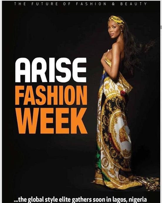 ARISE Fashion Week 2018: House Of Irawo Runway Debut Expresses The Stages Of Femininity With Shee