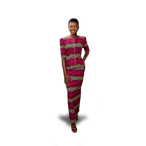 Dayo High Low Dress
