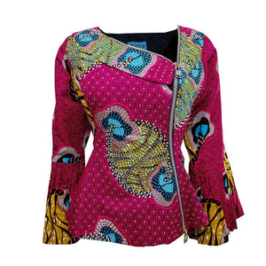 Bedazzled  Pink Tiwa Jacket