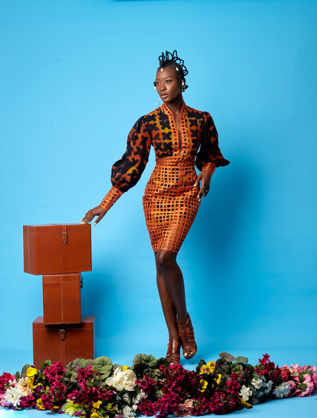 Moremi Dress - Irawo