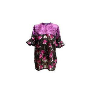 Organza Flair Top