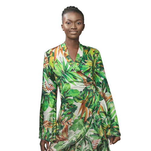 Wura Wrap Dress