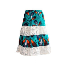 Load image into Gallery viewer, Yemi Lace Skirt