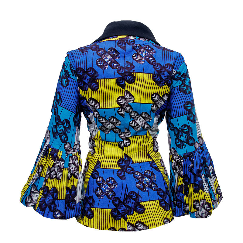 Multicolored Genevieve Jacket