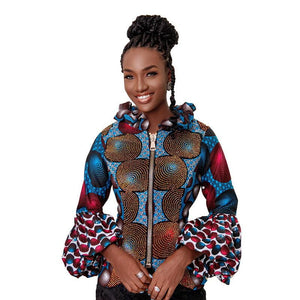 Blue Adunni Jacket