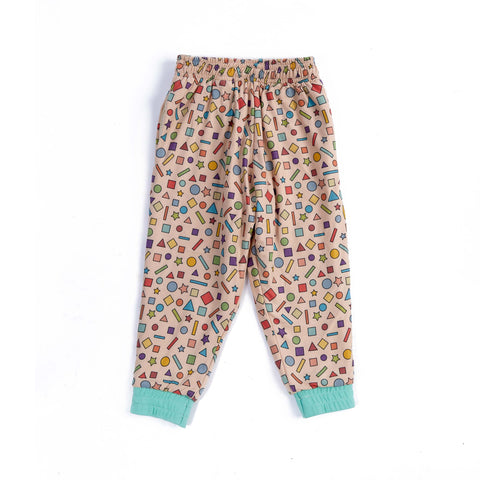 LOVE IS THE ANSWER TODDLER JOGGERS