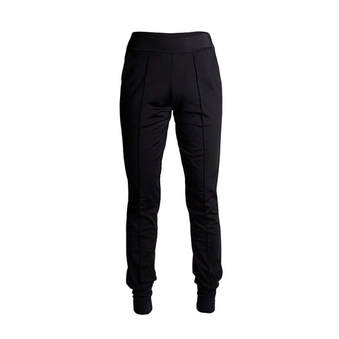 LEISURE PANTS BLACK
