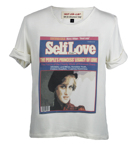 OT♡ : RETRO PRINCESS DIANA TEE