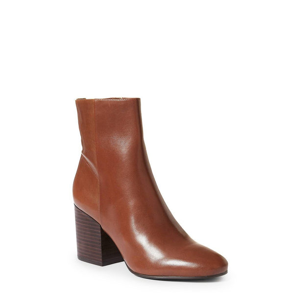 Guess - FLOLE4LEA10 / Guess - FLOLE4LEA10 Obuwie Buty do kostki Guess brown 35