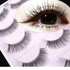 5 paar Lange Valse Wimpers / Wimpers / Wimperextensions
