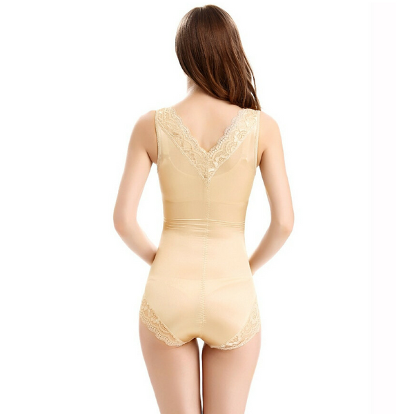 Elastische korsetten trainer afslankpak - Body Shaper Trimmer Corset Band