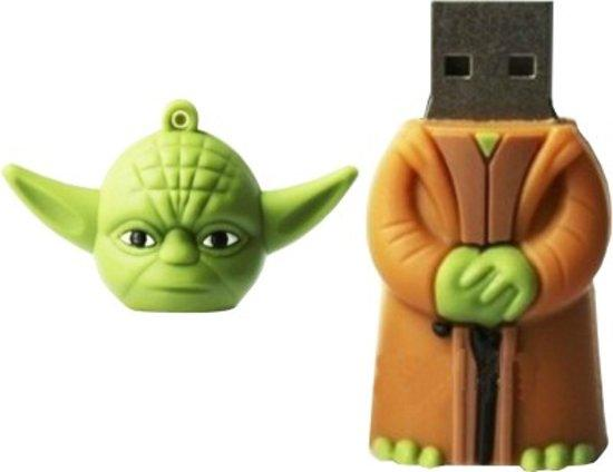 Darth Vader en Master Yoda - USB-stick - 16 GB