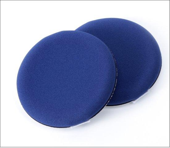 2 x Make Up Spons - Poeder Droog / Nat Make Up - Make Up Puff - Blauw