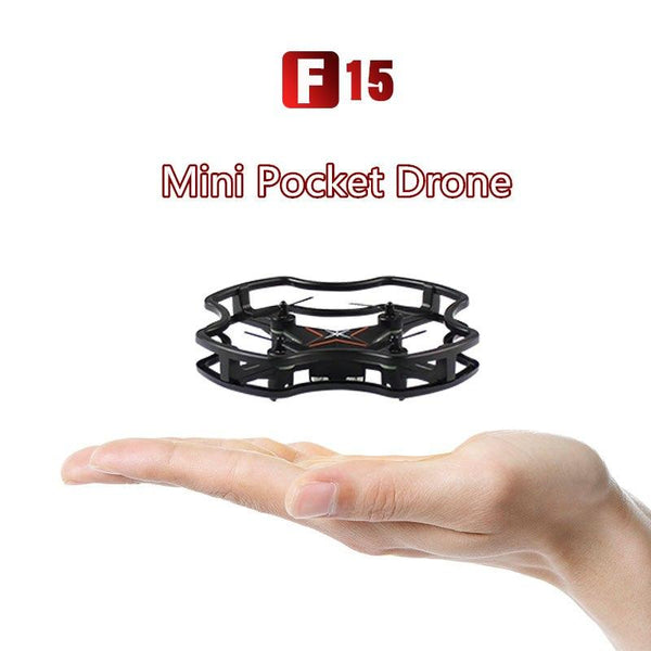 Mini Drone F15 - Quadcopter - Drone - Afstandsbediening - RC