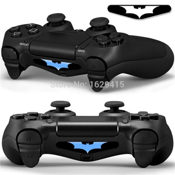 Light Bar Sticker Voor PlayStation 4 - 2 stks - Stickers voor Playstation Controller Dualshock 4 PS4 PRO Slim