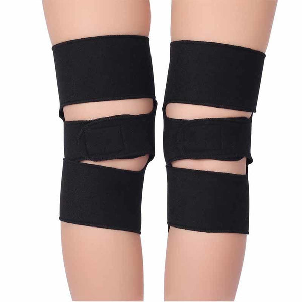 Kneepad Magnetic Therapy / Knee Massager - Zelfverwarming - 1 Paar.
