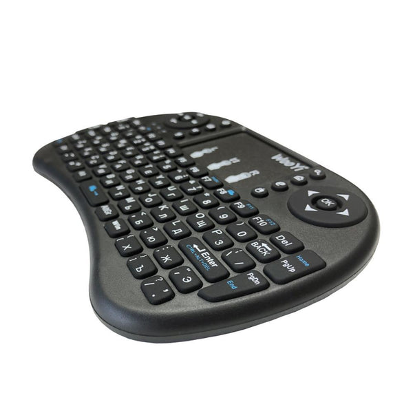Wireless Air Mouse-toetsenbord  i8 - 2,4 GHz - Voor Android TV Box / Google TV Box / Tablet / Xbox 360 / PS3