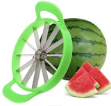 Combo: BUY WATERMELON SLICER & GET CLEVER CUTTER FREE!