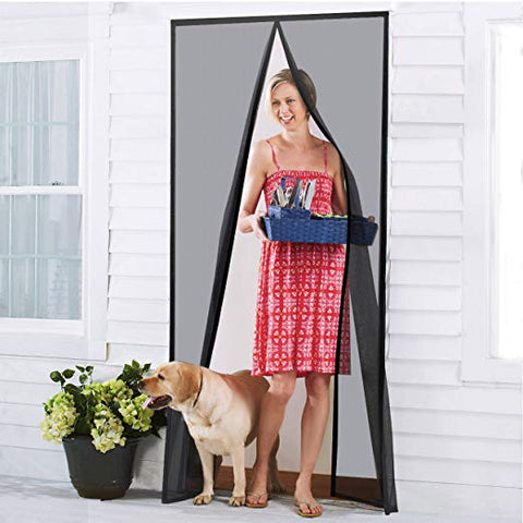 Magnetic Mesh Anti Mosquito Door Screen