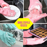 Magic Silicone Cleaning Gloves