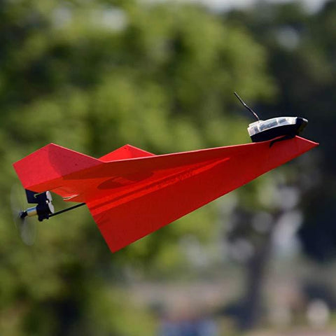 POWER-PLANE Series-X Original Motor controlled Paper Airplanes Conversion Kit