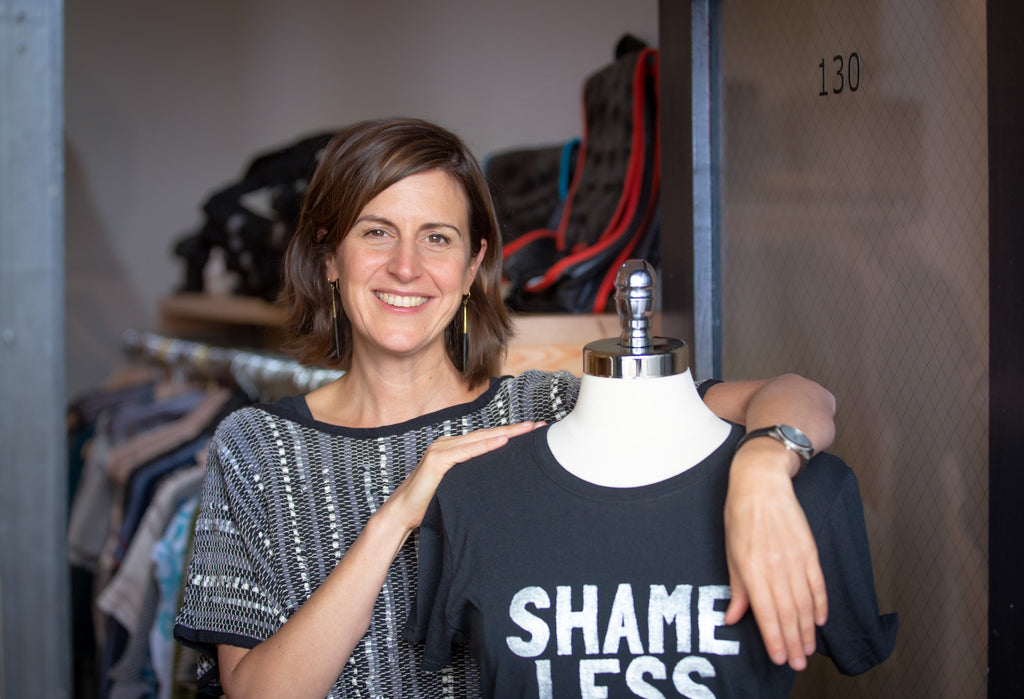 Rebecca Hall, SHiFT Bainbridge Owner + Founder