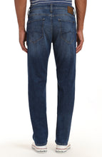 "Load image into Gallery viewer, Mavi | 30"", 32"" and 34"" inseam, Matt Dark Brushed Organic Move Pant"