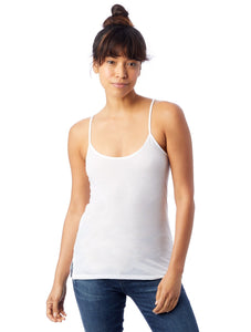 Alternative | Slinky Cami in White at SHiFT Bainbridge