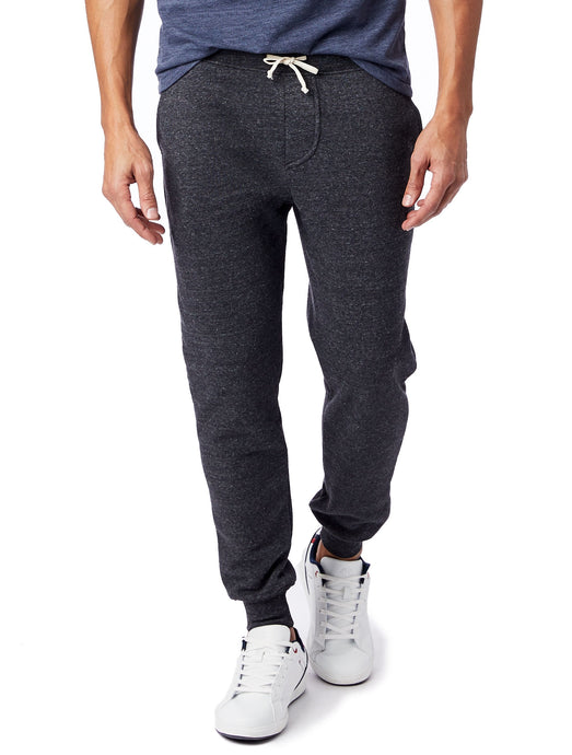 Alternative | Dodgeball Eco-Fleece Sweatpant in Eco Black