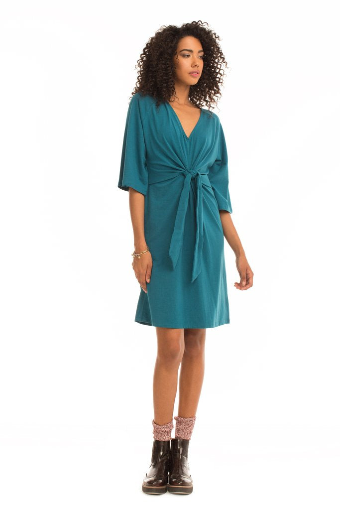 Synergy | Esther Dress in Lyons Blue